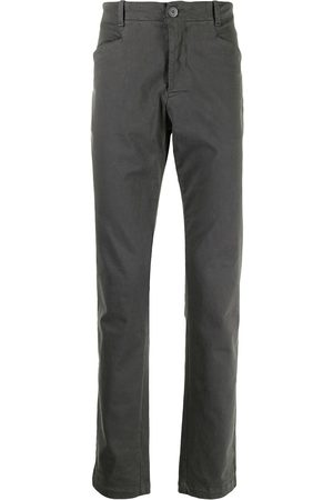 TRANSIT Men Trousers - High-waisted straight leg trousers