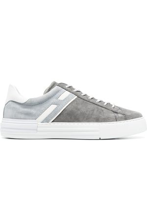 Hogan Men Sneakers - Rebel low-top sneakers