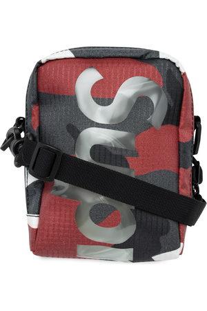 Supreme Logo-print neck pouch