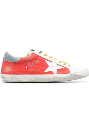Golden Goose Men Sneakers - Super-Star low-top sneakers