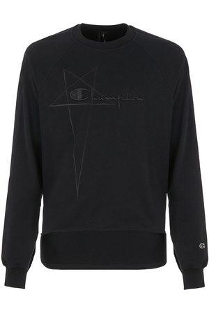 Rick Owens Men Sweatshirts - X Champion crew-neck sweatshirt