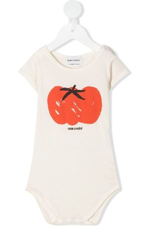 Bobo Choses Rompers - Pepper print bodie