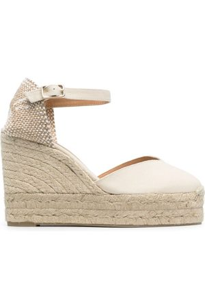 Castaner Women Casual Shoes - Buckle-fastening espadrilles