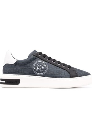 Bally Men Sneakers - Miky-Patch low-top sneakers