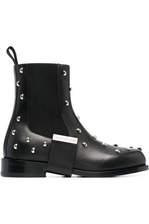 1017 ALYX 9SM Women Boots - Studded Chelsea boots