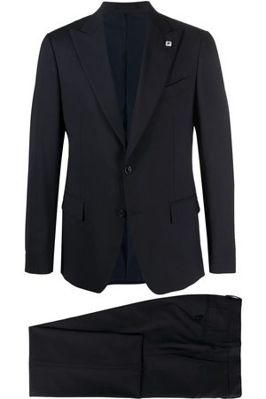 LARDINI Men Suits - Single-breasted two-piece suit