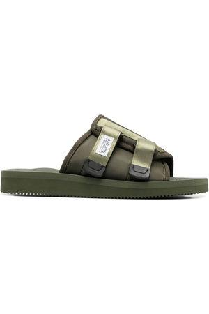 SUICOKE Men Sandals - Buckle-fastening slides