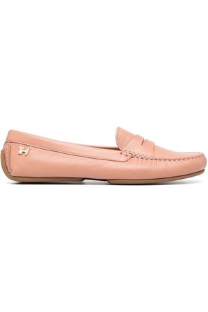 Tommy Hilfiger Women Loafers - Leather moccasin