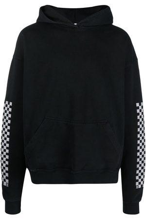Rhude Men Hoodies - Logo print hoodie