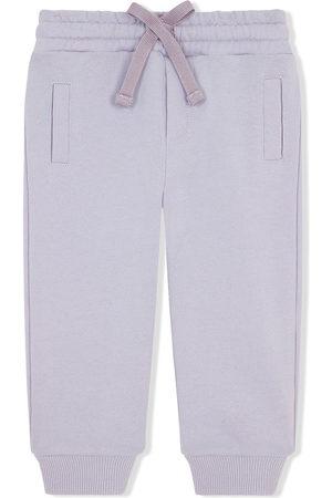 Dolce & Gabbana Baby Leggings - Jersey track pants