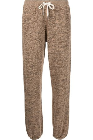 JOHN ELLIOTT Co-Mix French terry track trousers