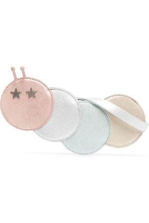 BONPOINT Girls Belts - Appliqué metallic belt