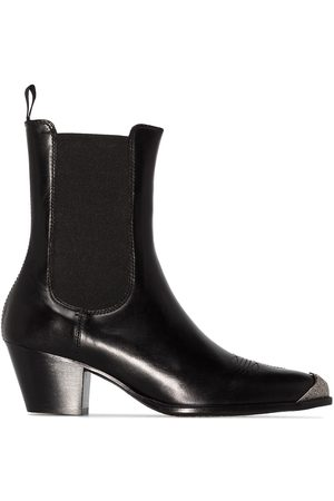 Polo Ralph Lauren Western style ankle boots