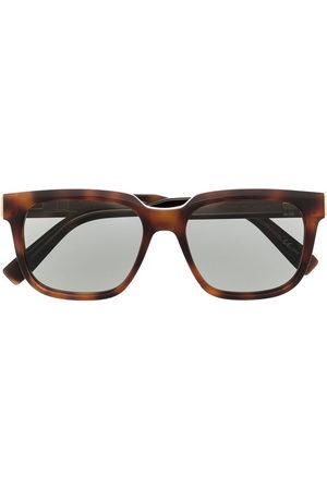 Dunhill Square tortoiseshell sunglasses