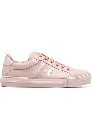 Moncler Women Sneakers - Ariel lace-up sneakers