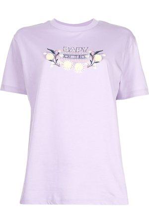 BAPY Bead-embellished logo T-shirt