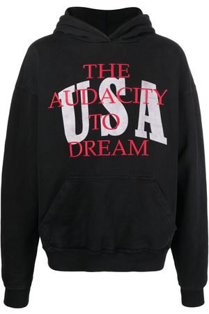 Rhude Dreamers cotton hoodie