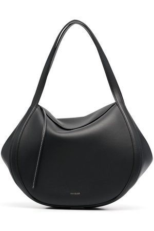 Wandler Lin leather handbag