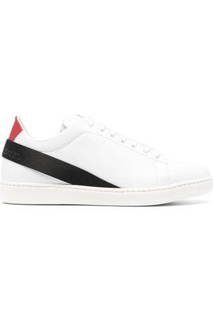 Kiton Logo-print low-top sneakers