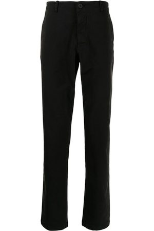TRANSIT Men Trousers - Mid-rise straight leg trousers