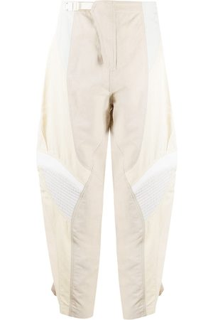 Stella McCartney Panelled tapered trousers