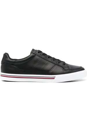 Tommy Hilfiger Core Corporate leather sneakers