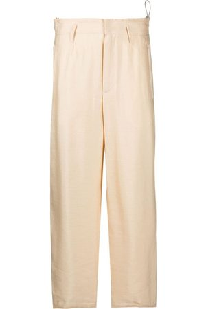 FORTE FORTE Women Trousers - Concealed-front trousers