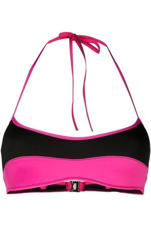 La Perla Active Beach colour-block bralette