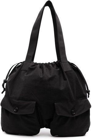 Y'S Women Handbags - Drawstring-fastening slouchy tote
