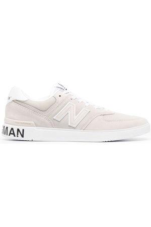 JUNYA WATANABE Men Sneakers - Panelled low-top sneakers
