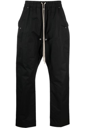 Rick Owens Men Trousers - Elasticated lightweight trousers