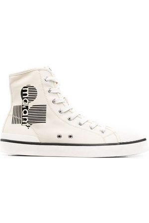 Isabel Marant Men Sneakers - Benkeenh high-top sneakers
