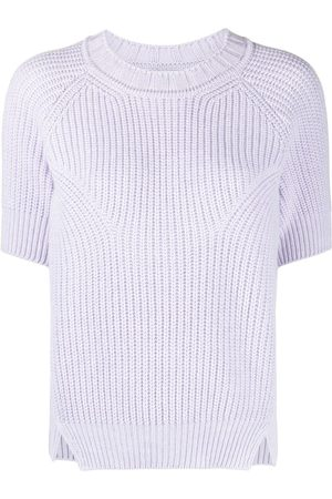 Barrie Women Tops - Ribbed-knit top