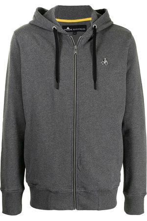 Moose Knuckles Men Hoodies - Magapop zipped hoodie
