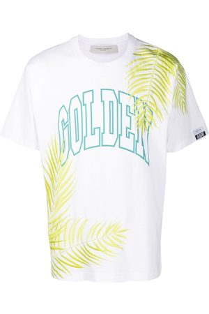 Golden Goose Golden logo-print T-shirt
