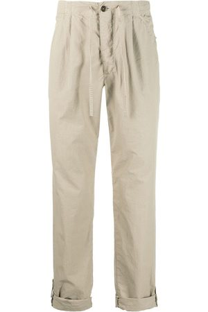 Incotex Men Chinos - Carrot-fit trousers