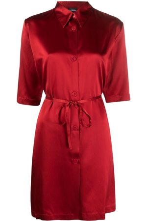 La Perla Women Nightdresses & Shirts - Tie-waist silk nightdress
