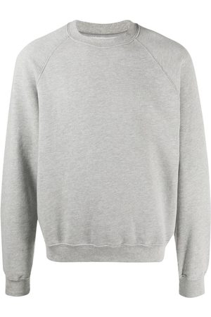 Les Tien Sweatshirts - Raglan-sleeve cotton sweatshirt
