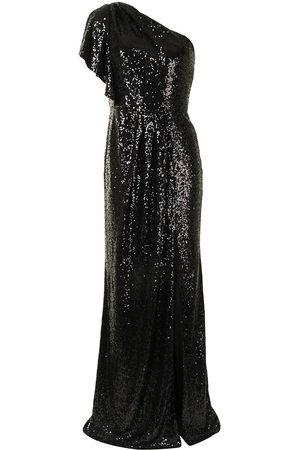 Marchesa Notte Sequin-embellished bridesmaids dress