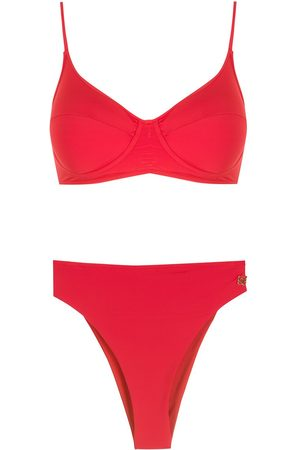 Brigitte Women Sets - High-leg bikini set