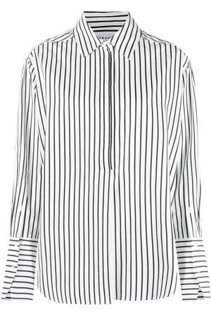 Frame Striped long-sleeved shirt