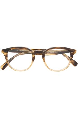 Oliver Peoples Desmon round-frame glasses