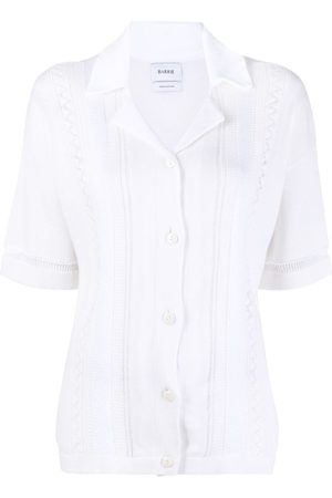 Barrie Women Cardigans - Notched collar cardigan