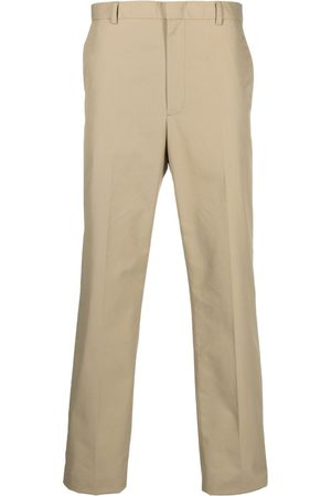 A.P.C. Men Formal Trousers - Straight-leg tailored trousers