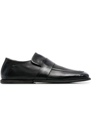 MARSÈLL Men Loafers - Spatola leather loafers