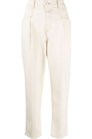 Closed Women High Waisted - High-waisted tapered trousers