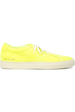 COMMON PROJECTS Men Sneakers - Achilles suede trainers