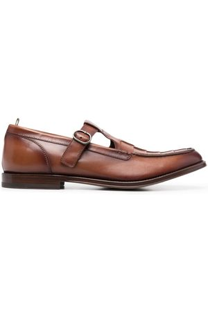 Officine creative Men Loafers - Barona scale-effect loafers