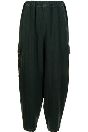 UNDERCOVER Women Cargo Trousers - Tapered leg cargo trousers
