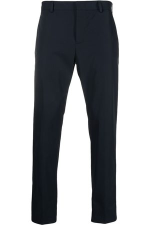 PT01 Men Formal Trousers - Cropped tailored trousers